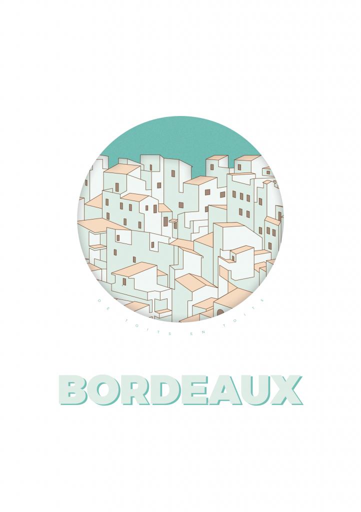 Labo : Carte de voeux - Bordeaux