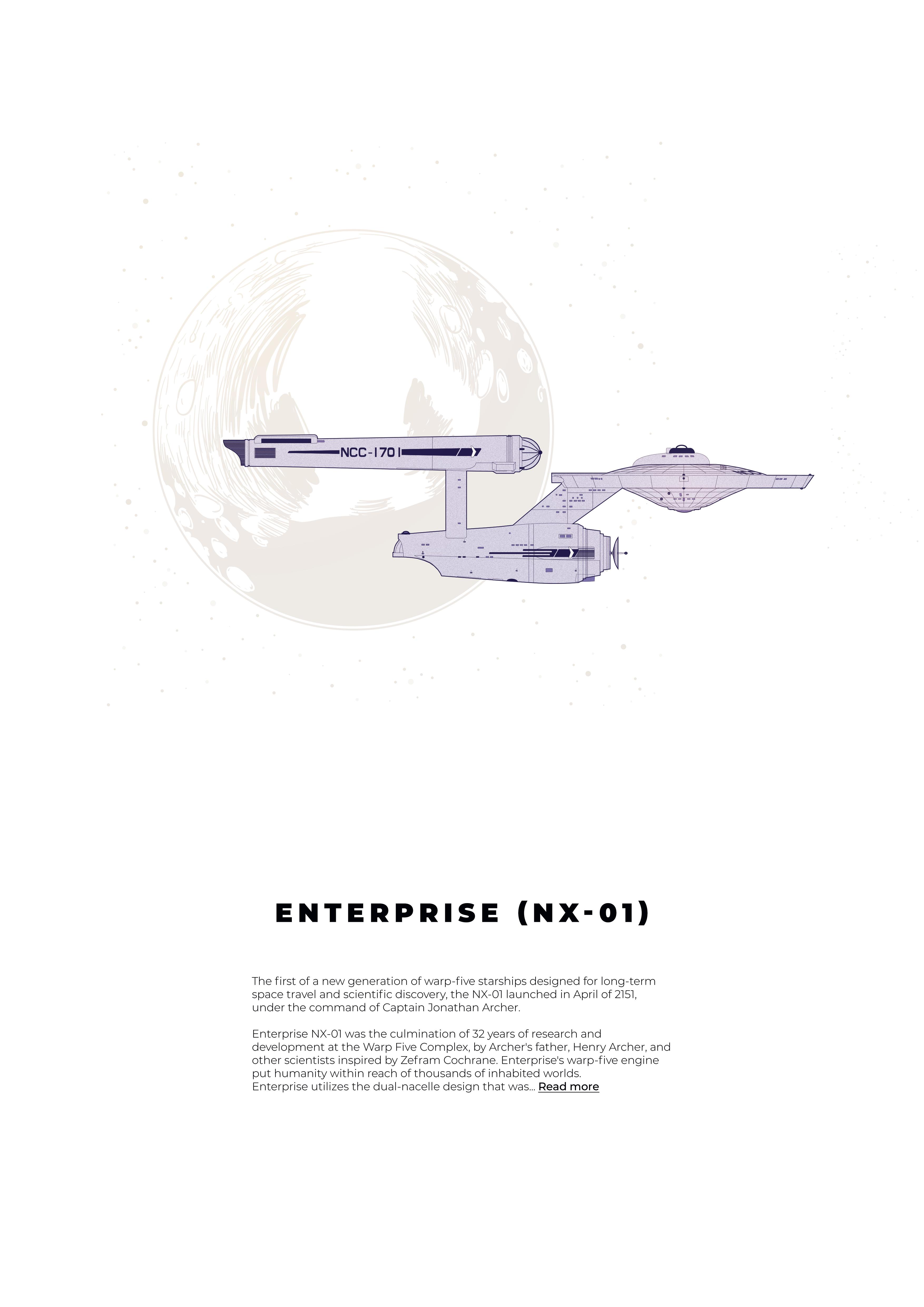 Notices : Enterprise (NX-01)
