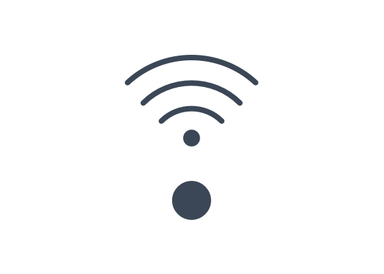 Pure Air by Rowenta : Illustrations - Wifi button