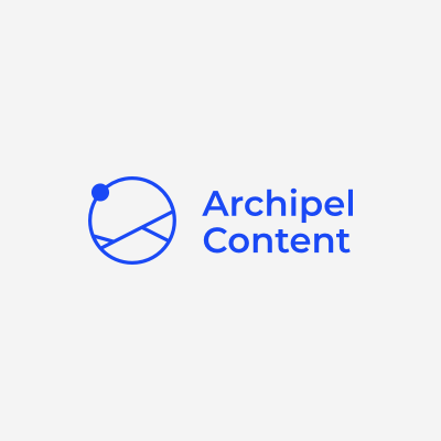 Blockframes : Logo - Archipel Content - Light