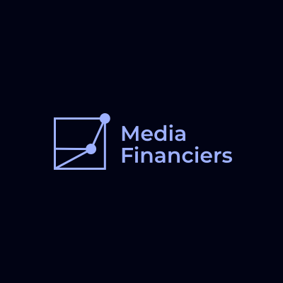 Blockframes : Logo - Media Financiers - Dark